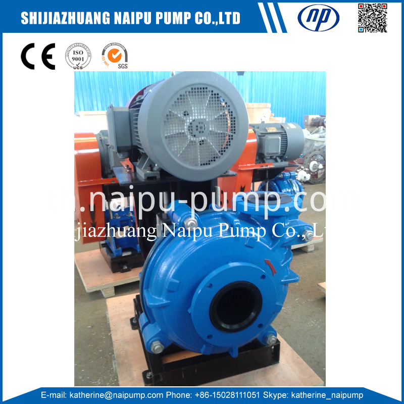 6 4 Rubber Slurry Pump