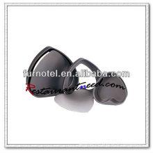 V382 Aleación de Aluminio Anodizado Suelto Base Base Pastel de Pan
