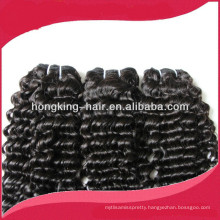 5A New arrive customized avaiable beautiful popular malaysian hair deep wave
