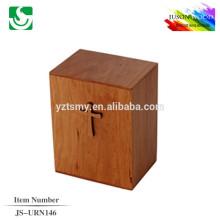 хорошее качество древесины Кремационные урны для питомца