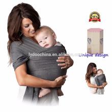 softtextile ребенка обертывание слинг orgainc хлопок/несущей младенца с оптовой ценой