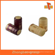 100% new material aluminum wine bottle cap seal