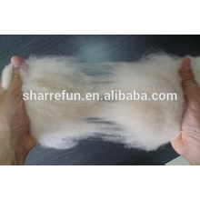 Mongolia Naturally luxury Lt Grey Cashmere Fiber with SGS