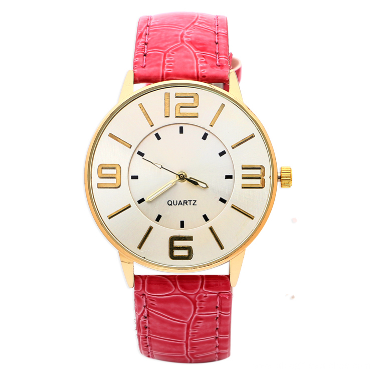 2017 New Fashion Leather Watch For Women