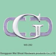 Etiqueta de la aleación del cinc, etiqueta, insignia, muestra