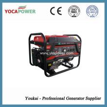 Generador de la gasolina del alambre de cobre del 100% de 5.5kVA para la venta caliente