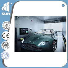 Traktionsmaschine Typ Geschwindigkeit 0.5m / S Autoparkplatz Aufzug