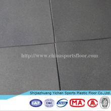 Rubber Floor Tile For Outdoor Running Track