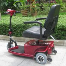 Пользовательские 3-колесные электрические скутеры для пожилых людей (DL24250-1)