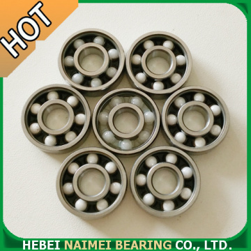 High Speed ​​Hybrid Ceramic Bearing 608 För Spinner