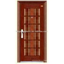 Конкурентоспособные и высокое качество сталь наружные двери/сталь безопасности двери KKD-203 из Китая производителя