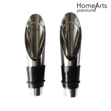 Stainless steel Wine bottle Stopper Pourer