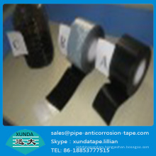 30mil thickness polyethylene self adhesive tape for flanges