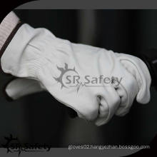 SRSAFETY High quality pig grain lady bicycle leather glove