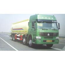Caminhão de petroleiro da água das rodas 8X4 32 M3 de HOWO 12 (ZZ1317M3861W)