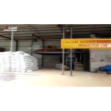 Quartz Sand Fiber Cement Board Partition Walls Production Line