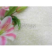 """POLY MESH WITH 3MM CLEAR SEQUIN EMBD 50/52"""""""