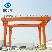 schienengebundener Containerbrücken-Kran für 20 Fuß, 40 Fuß 45 Fußbehälter