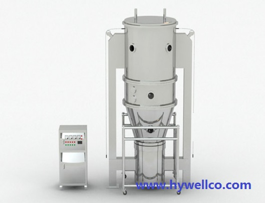 Powder Granulating Dryer