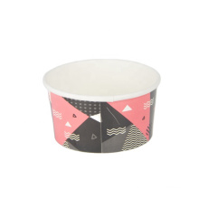 paper bowl for ice cream_16oz kraft paper ice cream cup_ice cream paper cup with lid