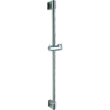 Stainless Steel shower slide bar clamp Rail Rod