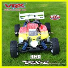 Carrinho de nitro escala 1/8 VRX-2 venda quente RH802 VRX