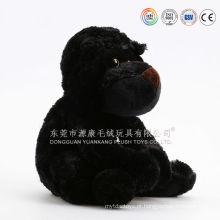 Brinquedos de pelúcia gorila e macaco de pelúcia com olhos grandes