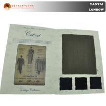 tecido de caxemira pesado de lã pesada para casaco