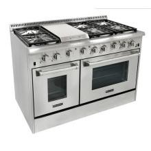 48-Zoll-Hochleistungskommerzieller freistehender Kocher