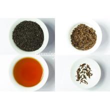 Chás de café da manhã, keemun chá preto premium, chá preto