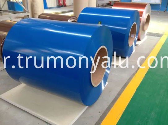 Powder Coating Aluminum Coil