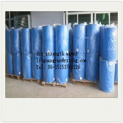 cationic pulp chemical dry strength agent for corrugated paper