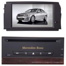 Yessun Windows CE Reproductor de DVD de coche para Benz C200 (TS7658)
