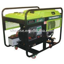 Портативный генераторный комплект (бензиновый, портативный бензиновый генераторный агрегат)