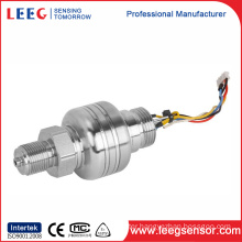 Industrial Electrical 4 20mA High Accuracy Pressure Transducer