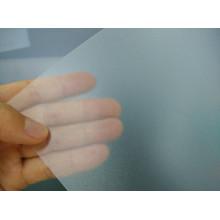 Clear Matt Plastic PVC Sheet for Printing Box