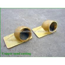 Qingdao espejo de pulido de piezas de fundición para accesorios de muebles