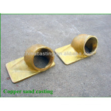 qingdao mirror polishing die casting parts for furniture fittings