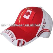 10x10 heavy cotton twill sports cap