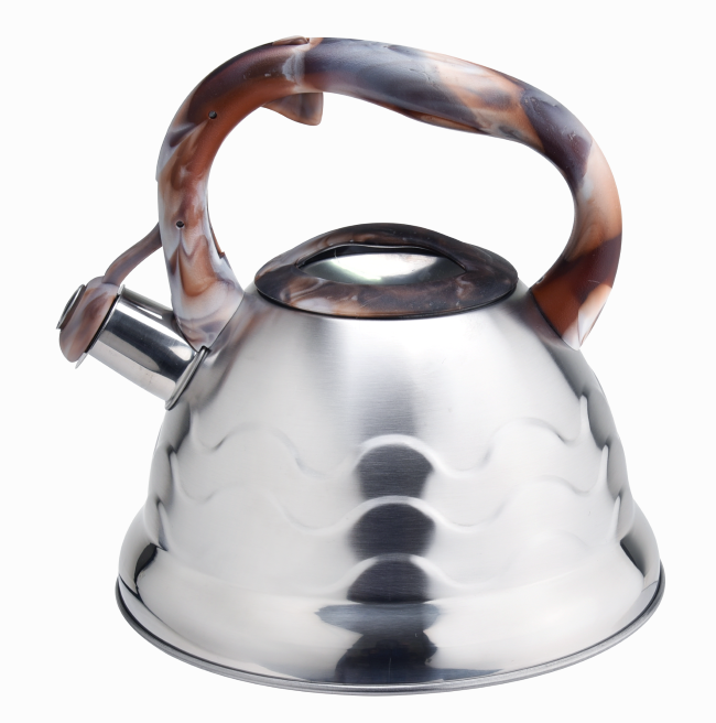 Colorful Handle Tea Pot 402