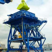 Eco Port Hopper para descarga de material a granel