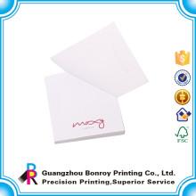 Bloc de notas personalizado, impresión de notas adhesivas