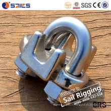 Pince de câble métallique en acier inoxydable de haute qualité