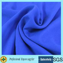 Эластичная вискозная ткань для рубашки из спандекса