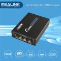 RCA аудио s-видео для HDMI конвертер (720р/1080р HD повышение)