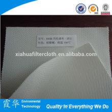 Anti Abasrion pp tela de filtro tejida para la industria de la madera
