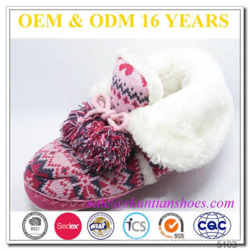 Fuzzy Ankle Cute Cheap Fur Boots For Women