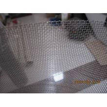 Galvanizado quadrado malha de arame 5mesh para 60mesh