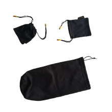Microfiber Velvet Sunglasses Cleaning Towel Cloth and Pouch, Jewelry Phone Pouch and Drawstring Bag