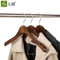 antique lotus wood suit hanger clothes hanger